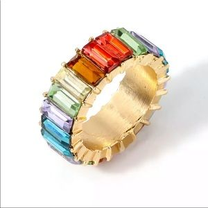 Jewelry - Beautiful Baguette Ring